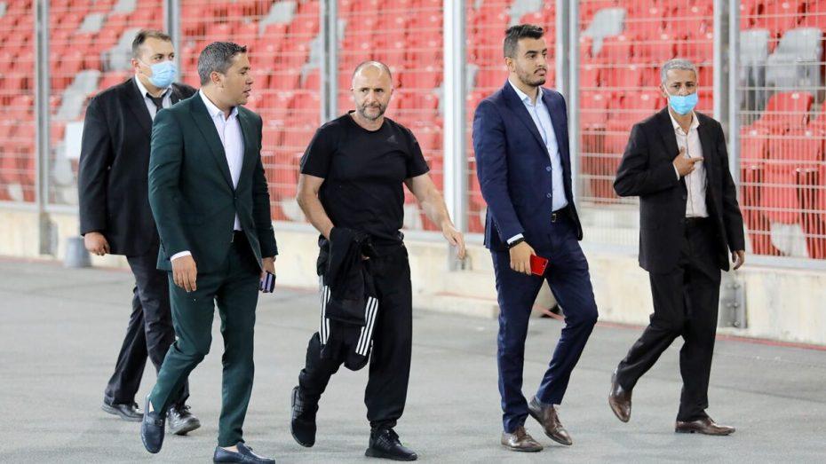 مصادر تكشف حقيقة منع السلطات المغربية لوفد الاتحادية الجزائرية لكرة القدم من دخول المغرب