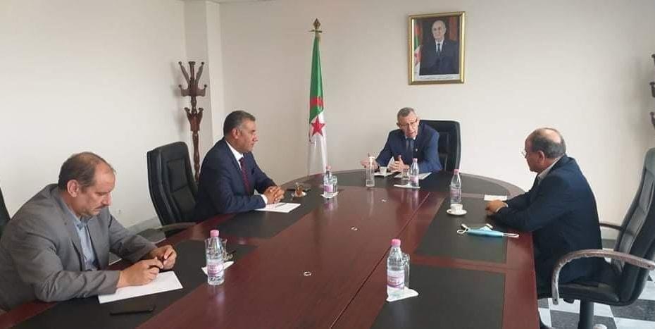 تنصيب مدير عام جديد لوكالة الأنباء الجزائرية