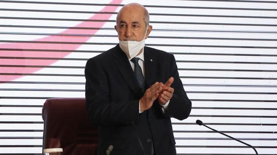 رئيس الجمهورية يتوجه برسالة شكر وعرفان لمنتسبي سلك الحماية المدنية