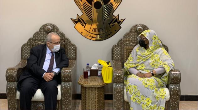 السودان ينتظر تصور الجزائر حول أزمة سد النهضة