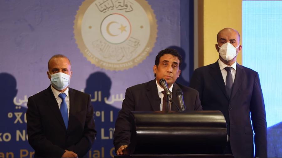 المجلس الرئاسي الليبي يعزي في وفاة بوتفليقة