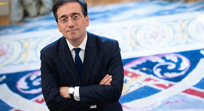 وزير الخارجية الإسباني في الجزائر لبحث ملف الغاز والأنبوب العابر للمغرب