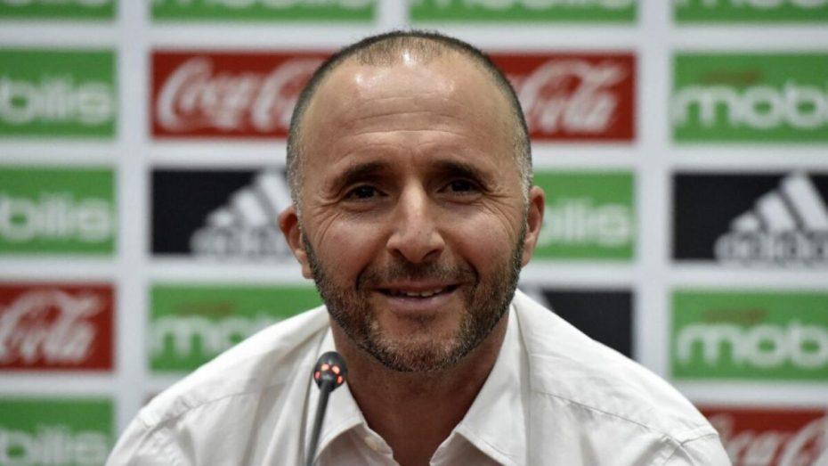 بلماضي يتلقى خبرا سارً من فرنسا قبيل الجولة الثالثة لتصفيات كأس العالم