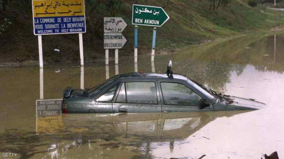 الداخلية تحصي 865 منطقة مهددة بالفيضان في الجزائر