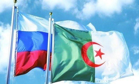 الجزائر تبحث مع روسيا تطورات الوضع في شمال إفريقيا