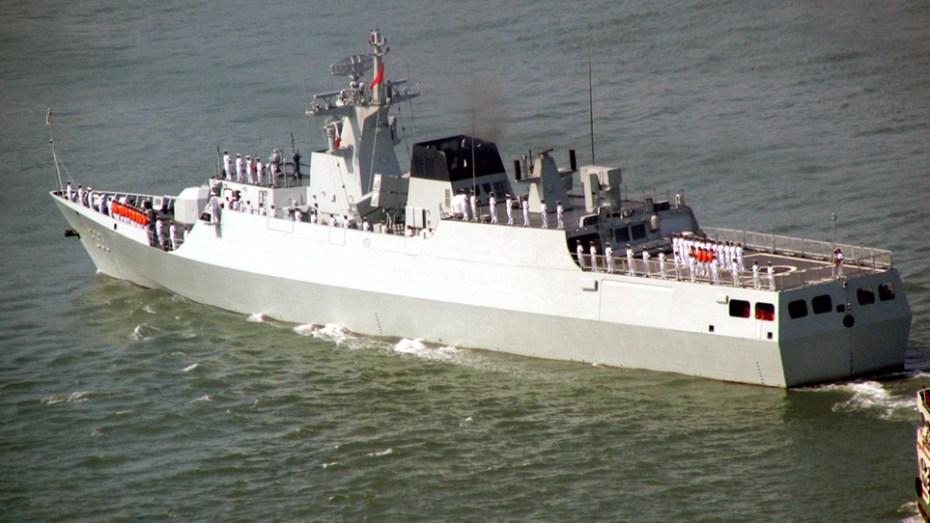 الجزائر تطلب 6 سفن حربية من الصين