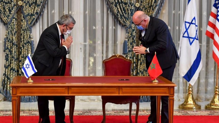 """ائتلاف مغربي يطالب الحكومة بإلغاء التطبيع مع """"إسرائيل"""""""