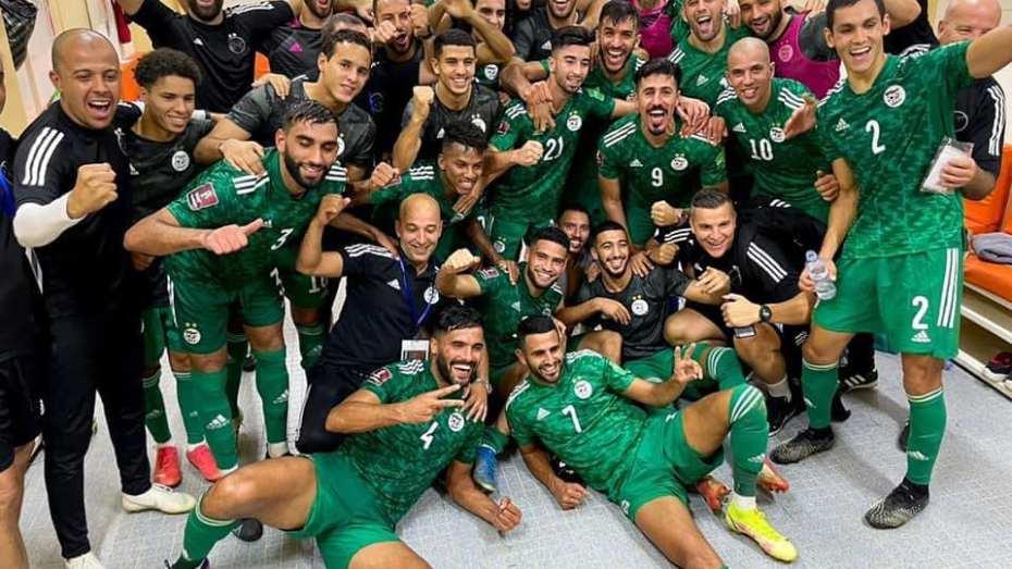 بالفيديو.. كواليس رائعة لعودة المنتخب الجزائري من النيجر