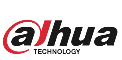 Dahua logo camera