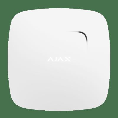 Ajax sans fils alarme liège fumée