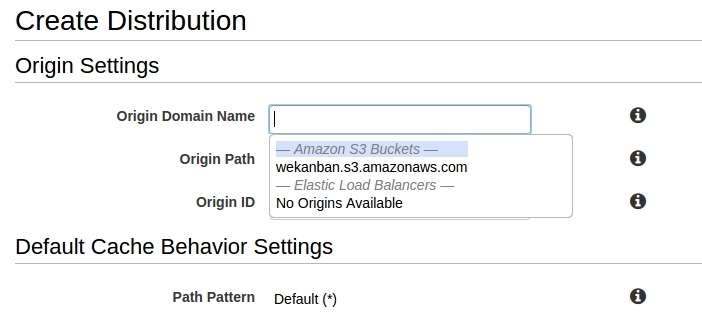 Amazon Web Services CloudFront Signed URLs