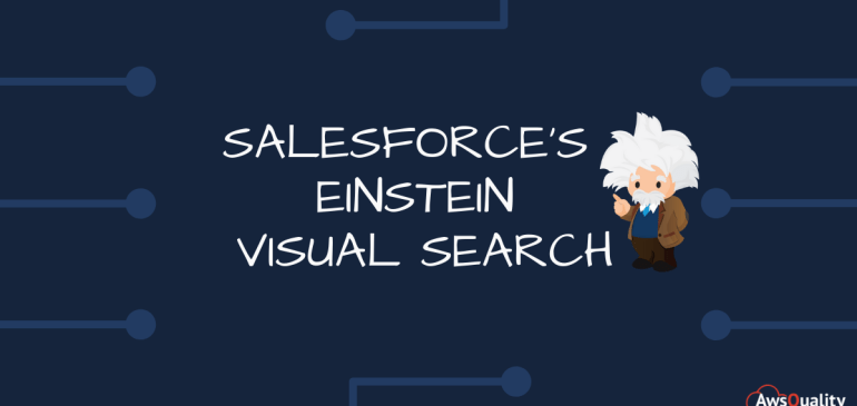 Salesforce's Einstein Visual Search for Commerce Cloud