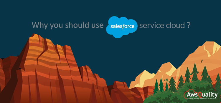 Why you should use Salesforce Service Cloud