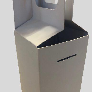 box pp bianco