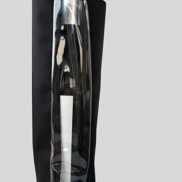 porta bottiglia nero