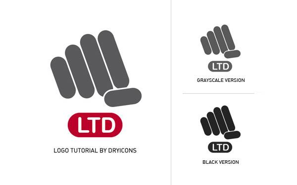 Logo Design Process Tutorial