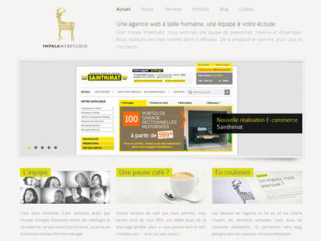 Impala Webstudio