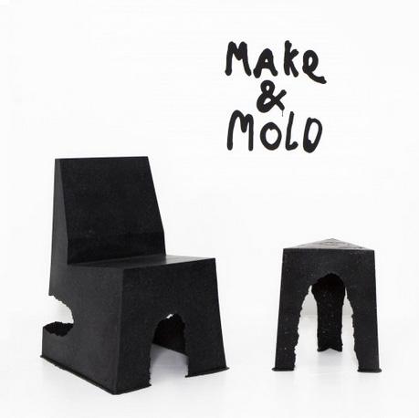 และแม่พิมพ์ทำเก้าอี้