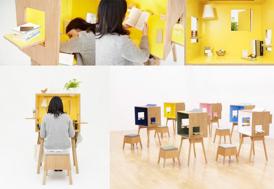 Koloro โต๊ะ