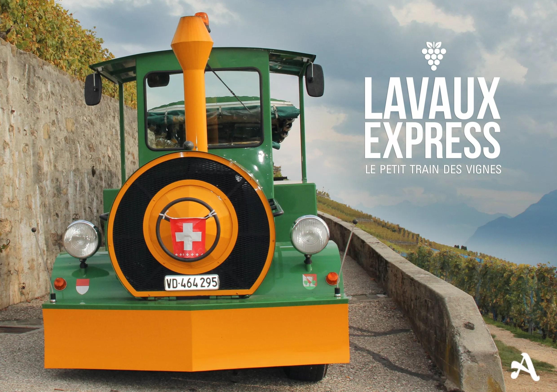 Lavaux Express Le Petit Train Des Vignes Awwway