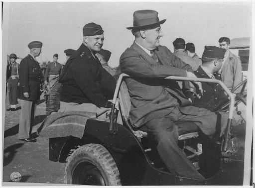 Eisenhower - Roosevelt