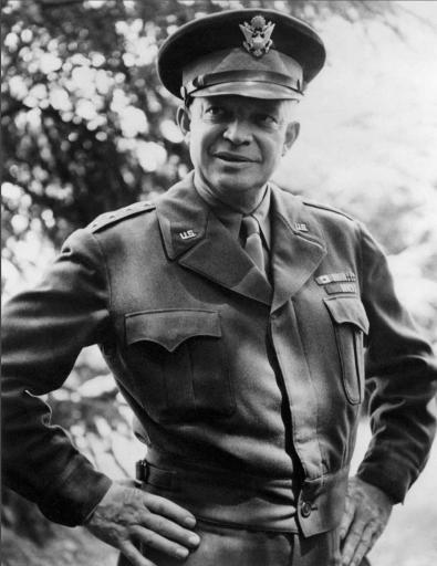 Eisenhower 1943