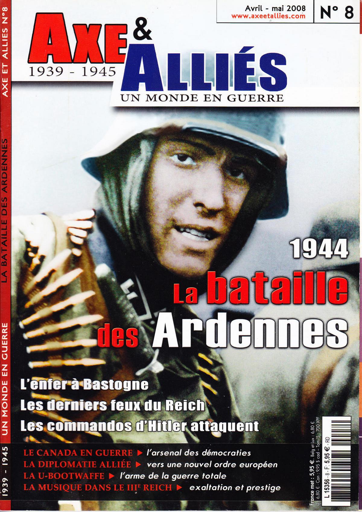 Axe & Alliés 8