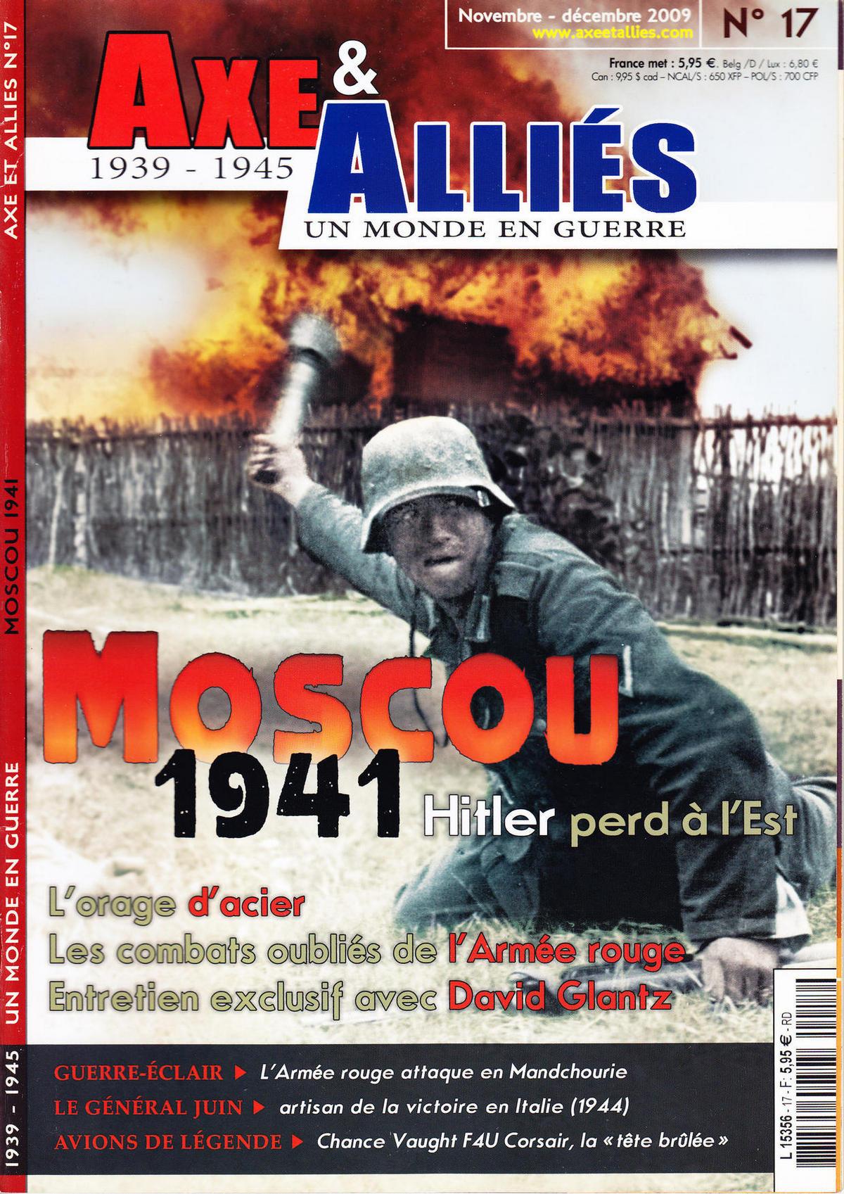 Axe & Alliés 17