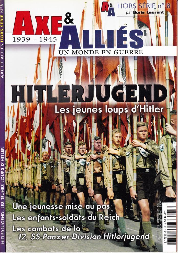 Axe & Alliés - 1939 - 1945 - Hors série 08