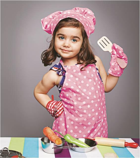 cours de cuisine enfant