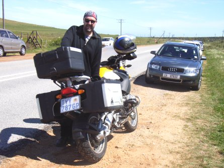 GS1200 in Südafrika