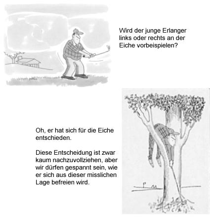 Großes Golf in Erlangen