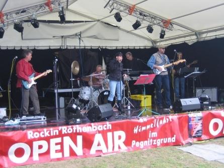 MASH bei Rocking Röthenbach 2008