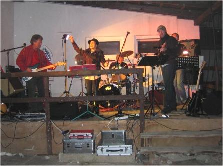 MASH beim Nachtgieger 2008 in Hersbruck