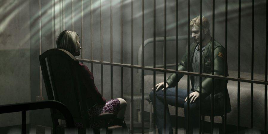 La frustration sexuelle dans Silent Hill 2 - James Sunderland & Maria