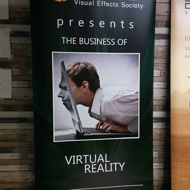 So curious of hearing what visual effects designers think about #VirtualReality #VisualEffectsSociety #VES #VR
