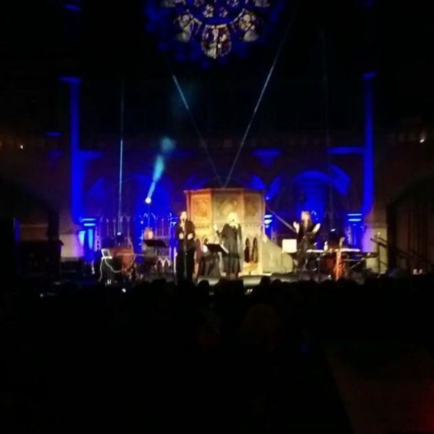 Assisting yesterday at the @unionchapeluk for Olivia Newton-John'g gig! #audioengineering #LiveSound #London