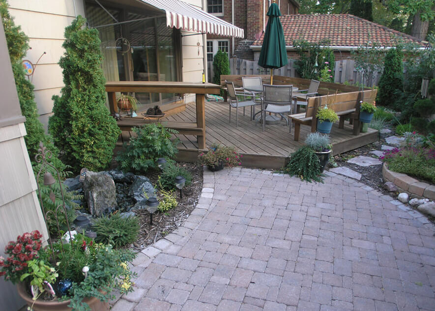 Deck vs. Patio - Which is Right for Me? | Axel Landscape on Landscaping And Patios  id=64605