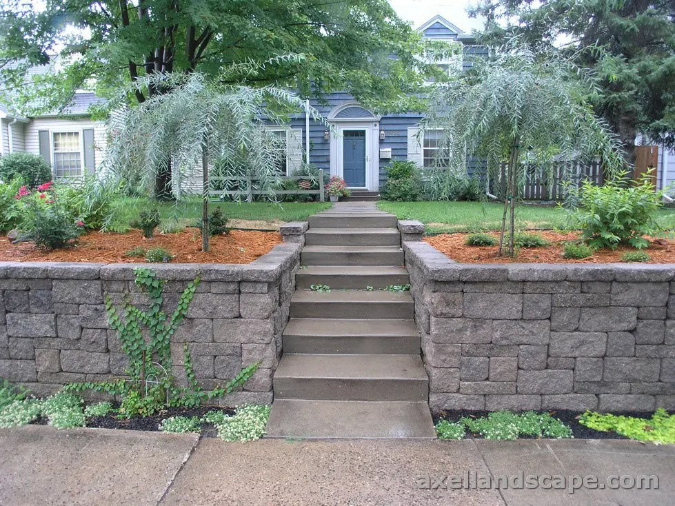 Retaining Wall Ideas: Does Your Yard Need One? | Axel ... on Wall Ideas For Yard id=12813