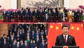 la política de China con el mundo