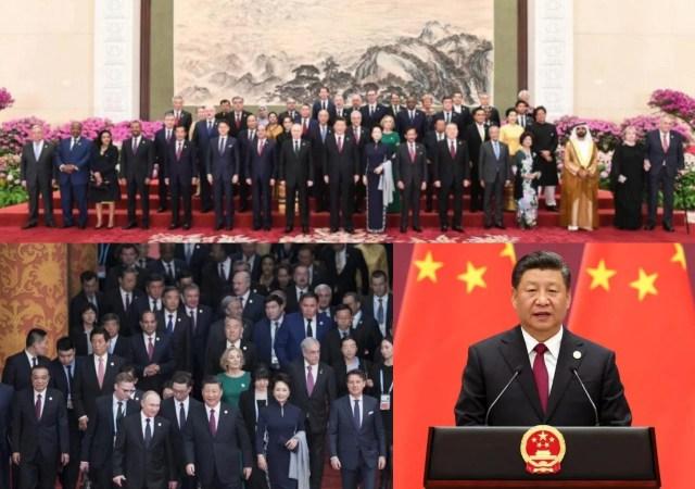 la politica de China con el mundo