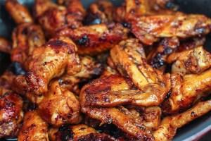Chicken Wings Sous Vide
