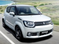 Suzuki Ignis GLX | 5-Speed Manual Hatchback | Axess Mauritius