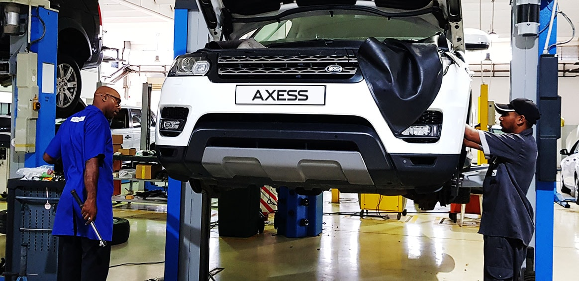 Repairs and Maintenance | Air Conditioning | Engine | Brakes | Mechanical Workshop | AXESS