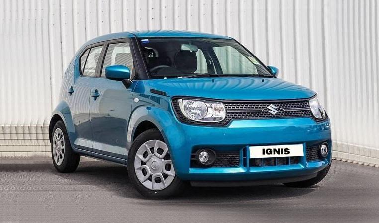 Suzuki Ignis GL | Ultra Lightweight | Buy new car in Mauritius | AXESS