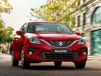 Suzuki Baleno GLX | New Vehicles | Hatchback | Axess Mauritius