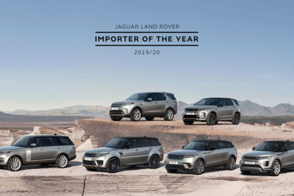 JLR importer of the year