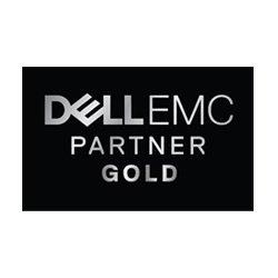 Dell EMC Gold Partner Logo