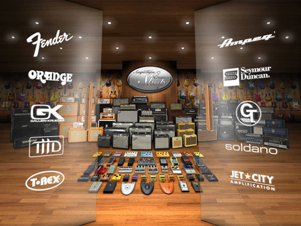 IK Multimedia Custom Shop