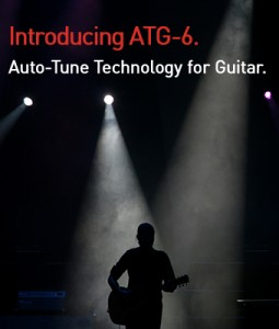 auto-tune your guitar